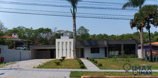 Casa com 3 dormitórios à venda, 306 m² por R$ 2.000.000,00 - Conjunto B - Foz do Iguaçu/PR - Foto 6