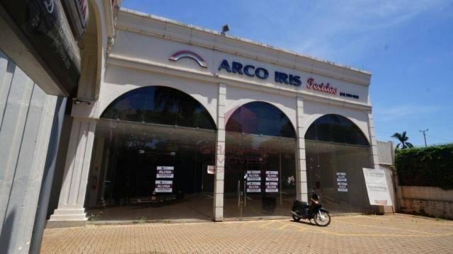 Salão para alugar, 410 m² por R$ 4.500/mês - Parque Industrial Bandeirantes - Maringá/PR