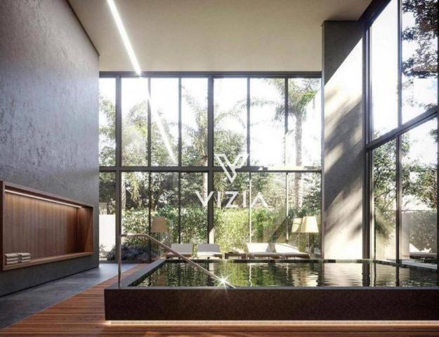 Cobertura à venda, 384 m² por R$ 4.166.502,00 - Cabral - Curitiba/PR - Foto 13