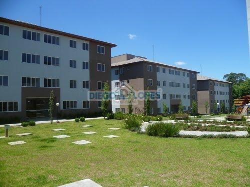 Apartamento à venda com 3 dormitórios em Cidade industrial, Curitiba cod:937 - Foto 4