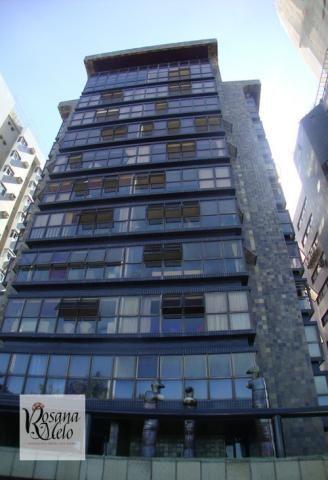 Edf. Catamarã / Apartamento Av. Boa Viagem / 237 m² / 4 Quartos / Vista mar / Alto pad... - Foto 3