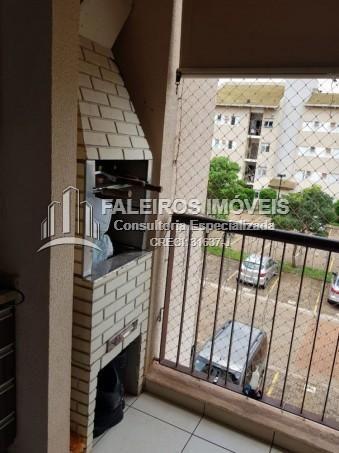Excelente apartamento 3 quartos Bosque das Caviunas, 02 vagas e lazer completo - Foto 7