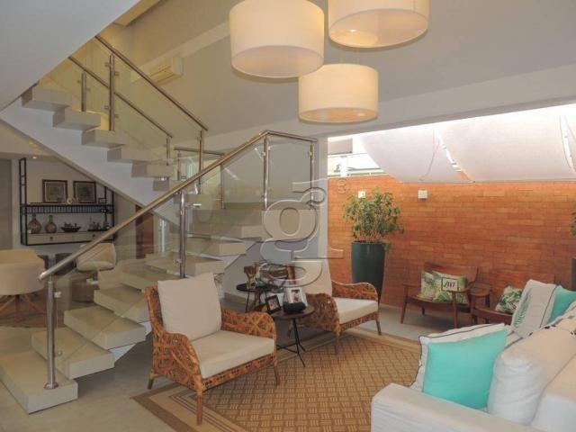 Sobrado com 3 dormitórios à venda, 290 m² por R$ 1.399.000,00 - Condomínio Royal Forest -  - Foto 3