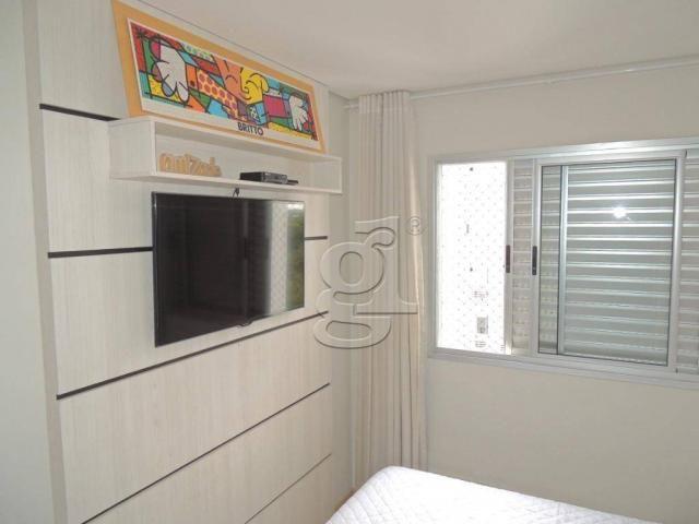 Apartamento com 3 dormitórios à venda, 69 m² por R$ 315.000,00 - Edifício Garden Ecologic  - Foto 14