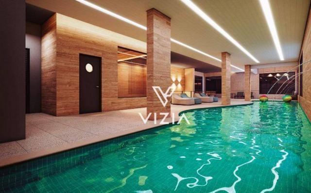 Apartamento à venda, 112 m² por R$ 936.239,00 - Cabral - Curitiba/PR - Foto 9