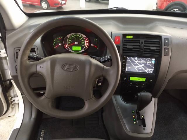 TUCSON 2015/2016 2.0 MPFI GLS BASE 16V 143CV 2WD FLEX 4P AUTOMÁTICO - Foto 7