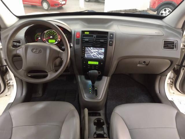 TUCSON 2015/2016 2.0 MPFI GLS BASE 16V 143CV 2WD FLEX 4P AUTOMÁTICO - Foto 8