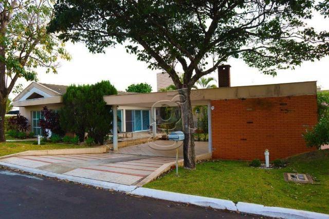 Casa com 3 dormitórios à venda, 338 m² por R$ 1.200.000,00 - Condomínio Villagio do Engenh - Foto 3
