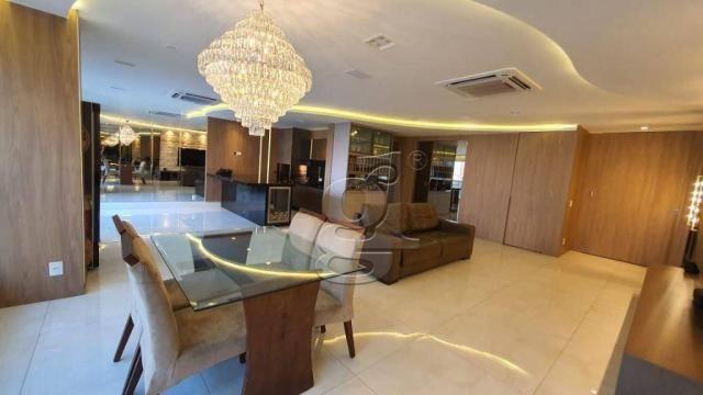 Apartamento com 3 dormitórios à venda, 183 m² por R$ 1.380.000,00 - Maison Legacy - Londri