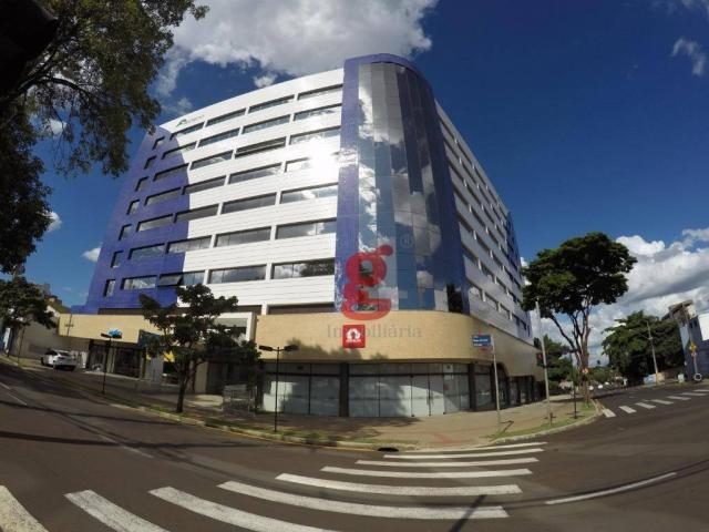 Sala à venda, 52 m² por R$ 320.000,00 - Jardim Londrilar - Londrina/PR