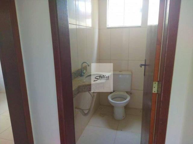 Casa à venda com 2 dormitórios em Chácara mariléa, Rio das ostras cod:CA0926 - Foto 4