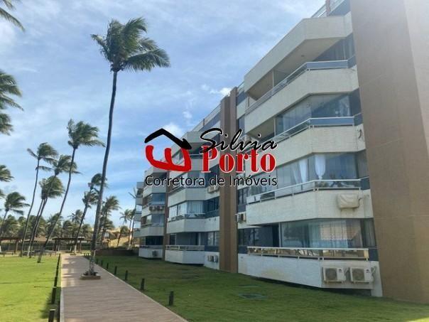 Aluga-se Anual ou Temporada. Apartamento 2/4 frente ao Mar em Vilas do Atlantico