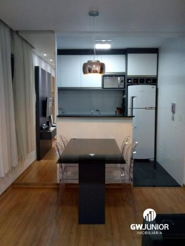 Apartamento à venda com 2 dormitórios em Vila nova, Joinville cod:705 - Foto 3