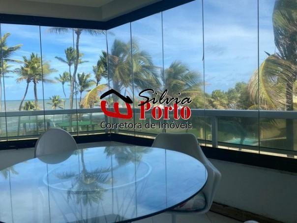 Aluga-se Anual ou Temporada. Apartamento 2/4 frente ao Mar em Vilas do Atlantico - Foto 2