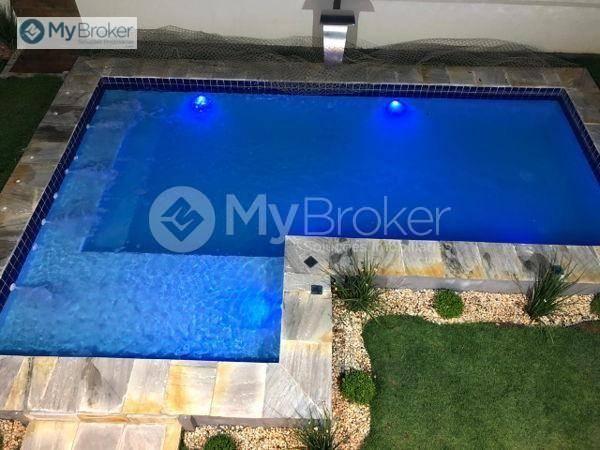 Casa com 4 dormitórios à venda, 350 m² por R$ 1.700.000,00 - Condomínio do Lago - Goiânia/ - Foto 4