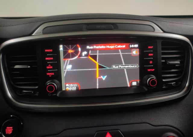 Kia Motors Sorento 2.4 16V Gasolina Ex 7L Automatico 4P - Foto 9