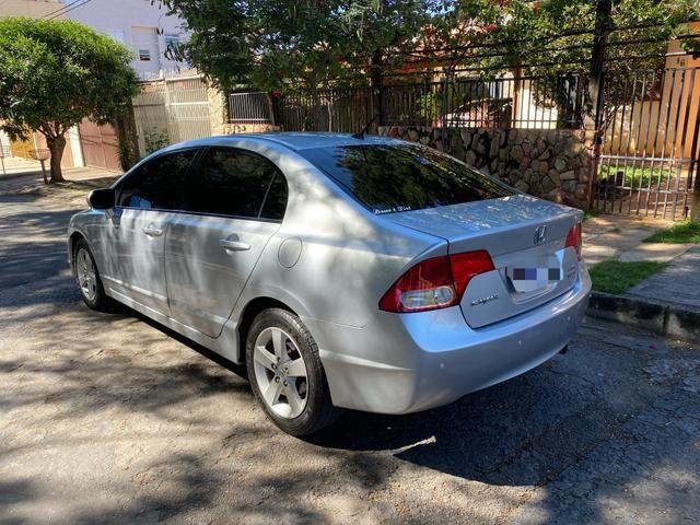 Honda Civic LXS 1.8 2008 Automático - Foto 4