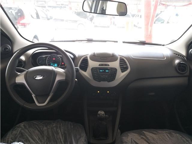 Ford Ka 1.0 s 12v flex 4p manual - Foto 10