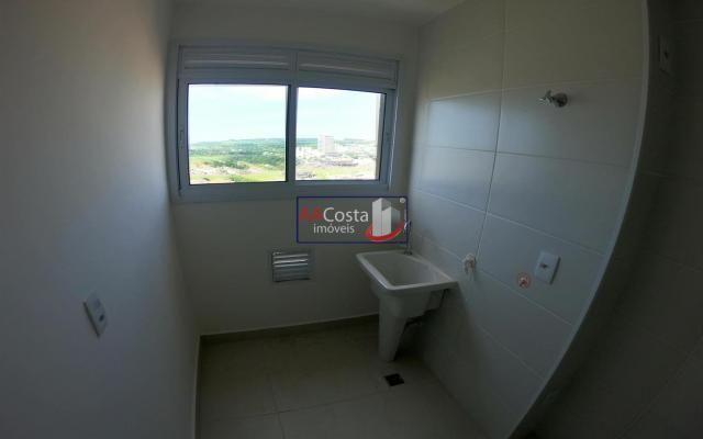 Apartamento para alugar com 2 dormitórios em Jardim consolacao, Franca cod:I08694 - Foto 4