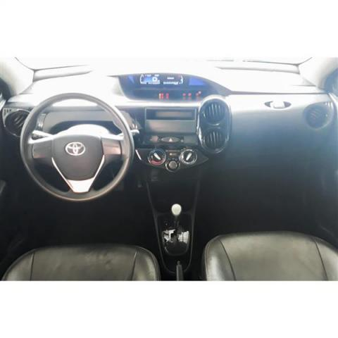 Toyota Etios 1.3 X 16V Flex 4P Automático - Foto 7