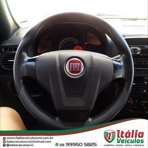 Fiat Strada 1.4 Hard Working CS 2018/19. IPVA 2020 Pago - Foto 7