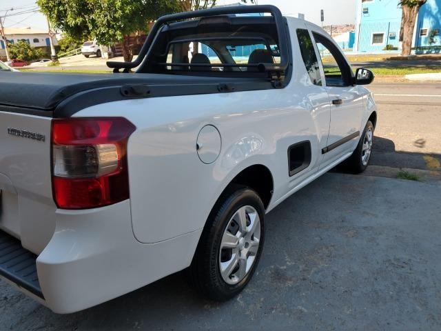 Chevrolet Montana Ls 1.4 8v 2015 - Foto 4