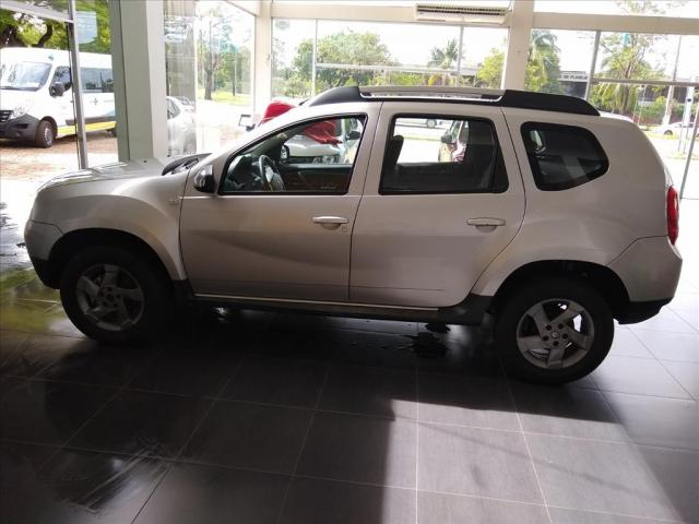 RENAULT DUSTER 2.0 DYNAMIQUE 4X4 16V FLEX 4P MANUAL - Foto 6