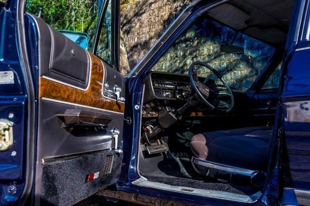 Relíquia de Colecionador Ford Landau com placa Preta 1980! - Foto 17