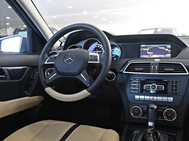 Mercedes C 180 CGI 1.8 4P - Foto 4