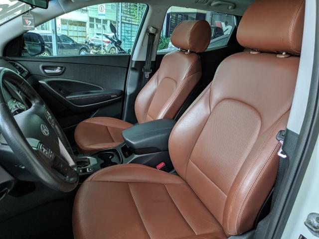SANTA FÉ 2015/2016 3.3 MPFI 4X4 7 LUGARES V6 270CV GASOLINA 4P AUTOMÁTICO - Foto 4