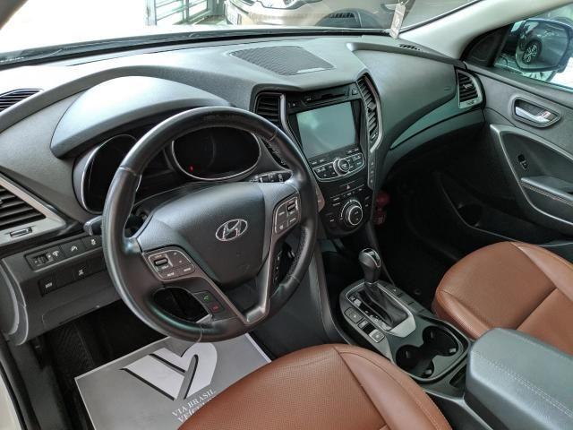 SANTA FÉ 2015/2016 3.3 MPFI 4X4 7 LUGARES V6 270CV GASOLINA 4P AUTOMÁTICO - Foto 3