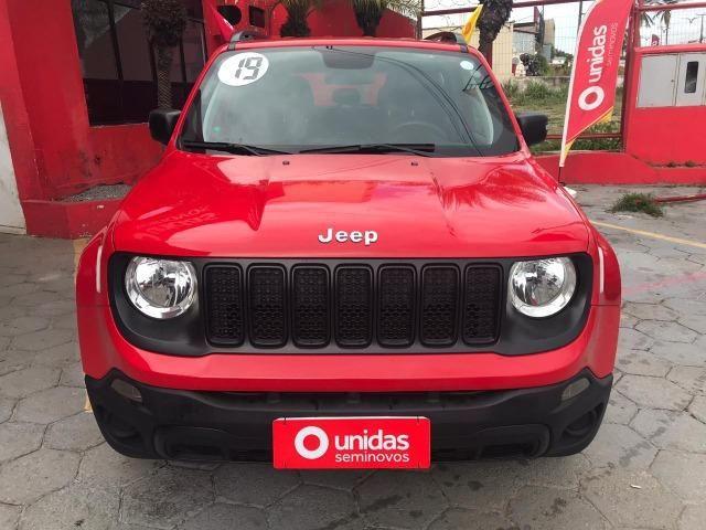 Jeep Renegade Sport 1.8 flex 2018/2019 +ipva 2020 + Transferência