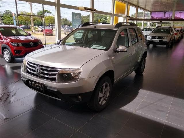 RENAULT DUSTER 2.0 DYNAMIQUE 4X4 16V FLEX 4P MANUAL - Foto 7