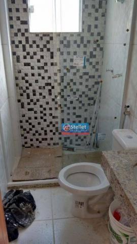 Apartamento com 2 dormitórios à venda, 70 m² por R$ 200.000,00 - Atlântica - Rio das Ostra - Foto 7