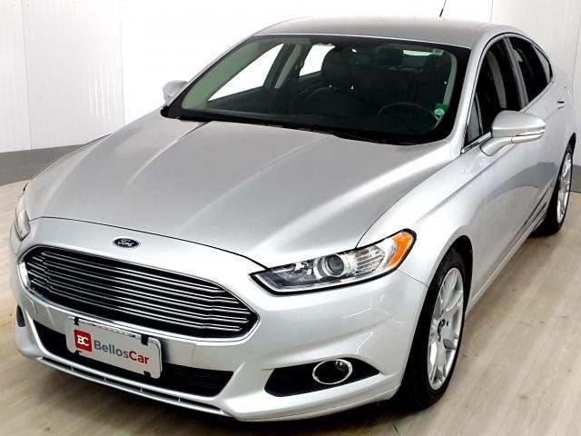 Ford Fusion 2.5L I-VCT Flex Aut. - Prata - 2014