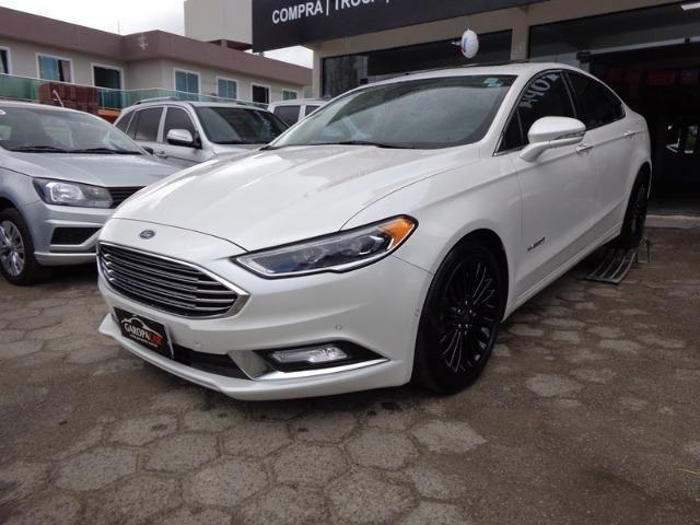 Ford - Fusion 2.0 Hybrid Top de linha - 2017