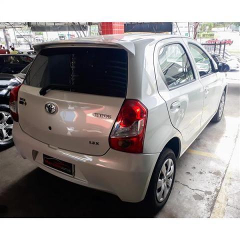 Toyota Etios 1.3 X 16V Flex 4P Automático - Foto 5