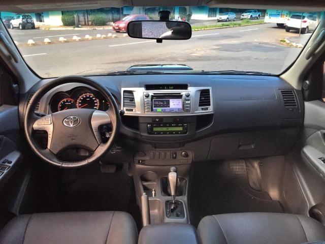 Toyota Hilux SRV Top 3.0 4x4 2012/2013 - Foto 7