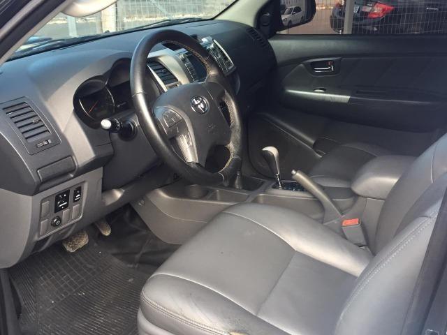 Toyota Hilux SRV Top 3.0 4x4 2012/2013 - Foto 8