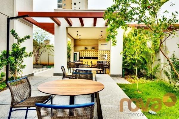Apartamento à venda com 4 dormitórios em Setor marista, Goiânia cod:NOV235819 - Foto 10