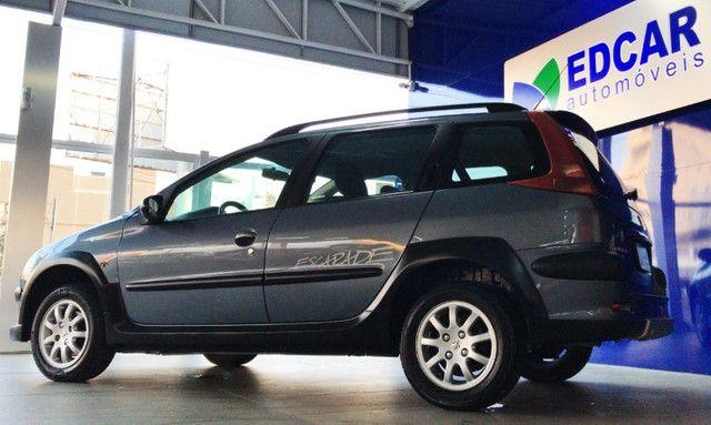 Peugeot 206 - 2008 1.6 Escapade SW 16V Flex 4P Manual Completo! - Foto 6