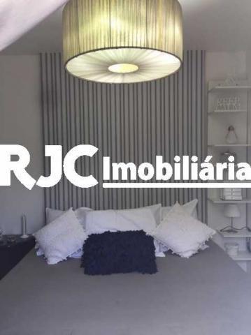 Apartamento à venda com 3 dormitórios em São cristóvão, Rio de janeiro cod:MBAP33401 - Foto 4
