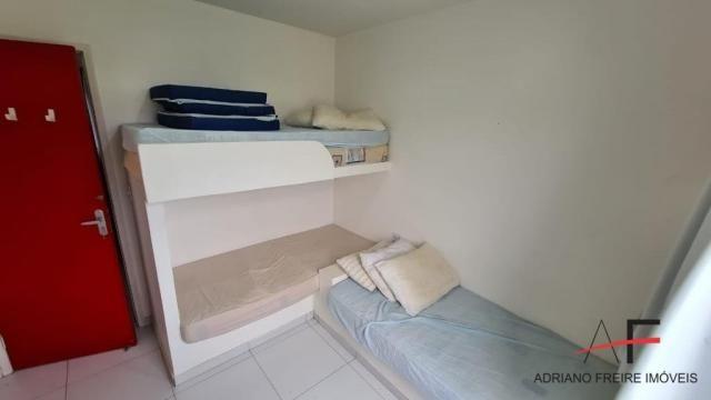 Apartamento com 2 quartos a venda, próximo a Praia do Morro Branco - Foto 15