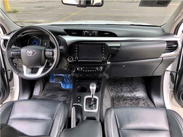 Toyota Hilux 2.7 srv 4x4 cd 16v flex 4p automático - Foto 11