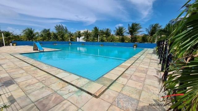 Apartamento com 2 quartos a venda, próximo a Praia do Morro Branco