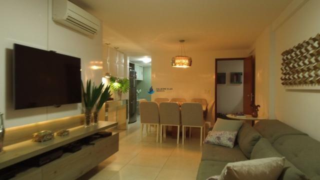 Apartamento a venda em Tambauzinho 101 m² com 3 quartos sendo 2 suítes - Foto 11