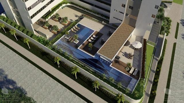 Apartamento em Manaíra 126 m², com 2 suítes - Foto 6