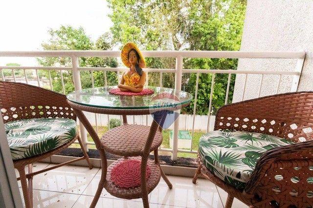 Apartamento com 2 dormitórios à venda- Tarumã - Manaus/AM - Foto 8