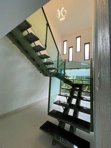 Casa em Aldeia, com  suítes, área de lazer completa, piscina privativa e 5 vagas. - Foto 13