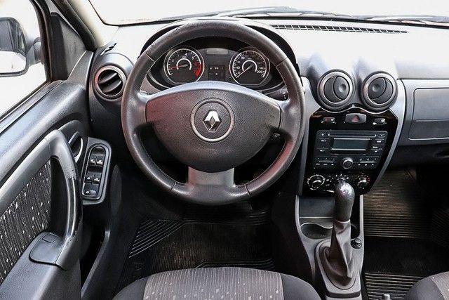 Renault Logan Expression 1.6 Branco - Foto 7